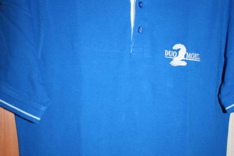 Poloshirt royal